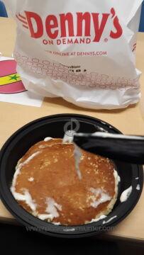 Dennys Restaurant Pancake
