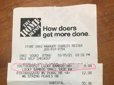 Home Depot Supermarkets and Malls review 921456