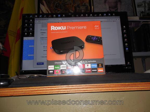 Roku Premiere Streaming Media Player