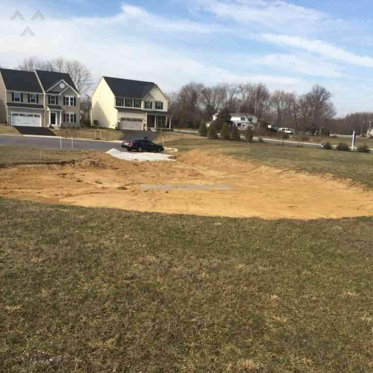 Ryan Homes Massive Hole Dug In Community Space Left