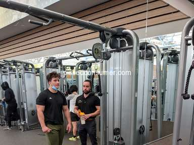 La Fitness Fitness Centers review 849478