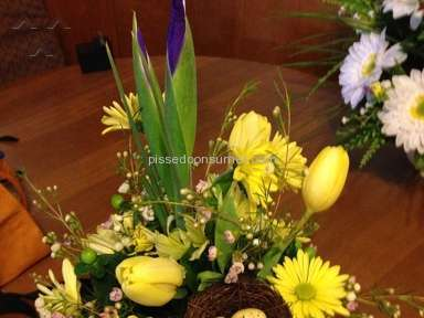 Flower Delivery Express - Bouquet Review from Charlotte, North Carolina