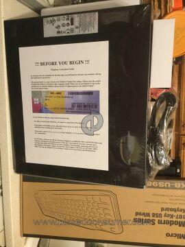 Hewlett Packard Desktop Computer