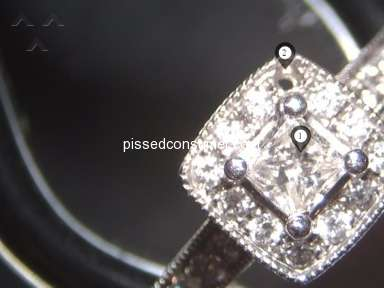 Kay Jewelers - Poor craftsmenship