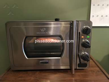 Wolfgang Puck Oven review 239082
