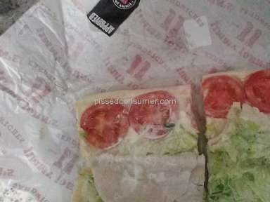 Jimmy Johns - Sandwich Review from Brooksville, Florida