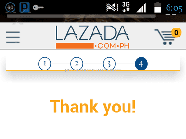 Lazada Philippines Auctions and Marketplaces review 47153