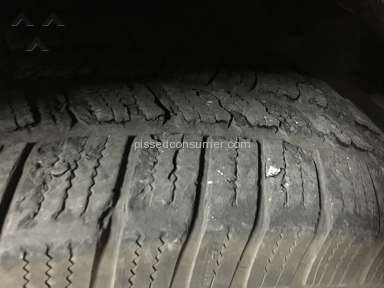 Michelin Tires - Bad Quality Michelin LTX M/S2 265/70/R16Tire desintegration at 20,000KM