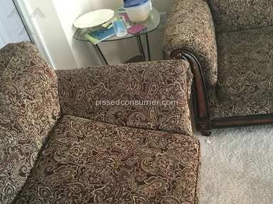 Bobs Discount Furniture - Sofa set