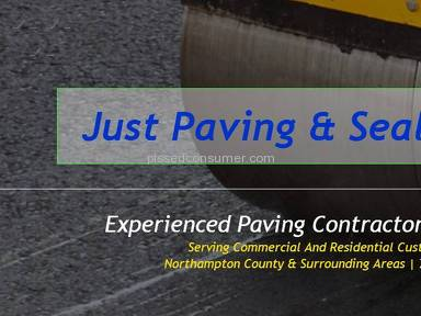 Just Paving And Seal Coating Driveway Repair Estimate review 195800