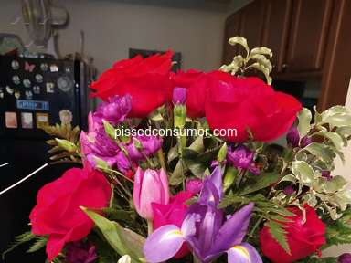 From You Flowers Ruby Rose Bouquet review 540355