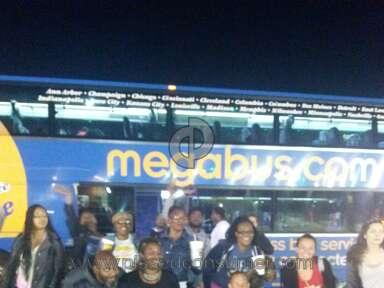 Megabus Customer Care review 137699