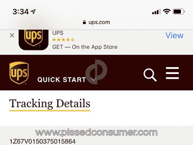 UPS Transportation and Logistics review 403270
