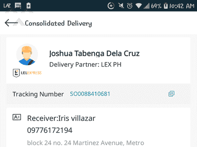 Lazada Philippines Shipping Service review 585179