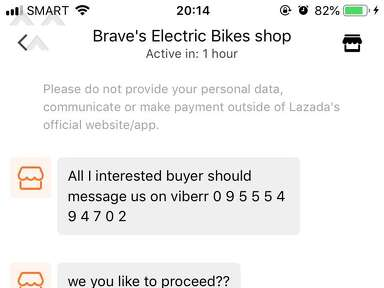 Lazada Philippines Auctions and Marketplaces review 945482