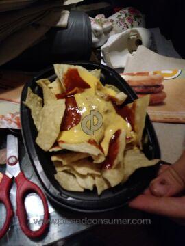 Taco Bell Supreme Nachos