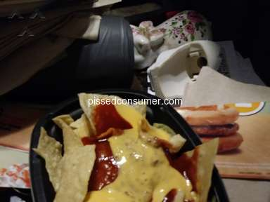 Taco Bell Supreme Nachos review 327200