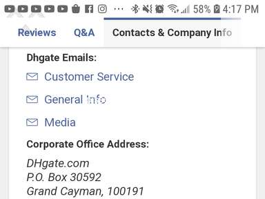 DHgate Shipping Service review 647483