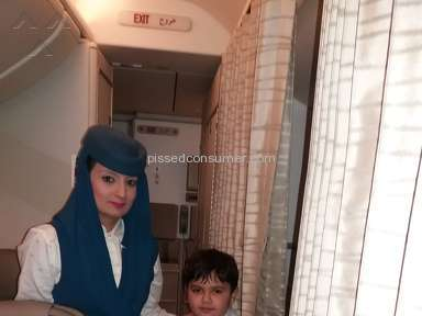 Saudi Arabian Airlines - Flight Sv112 Review