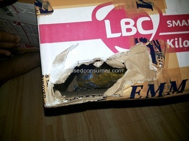 Lbc Express Shipping review 112417