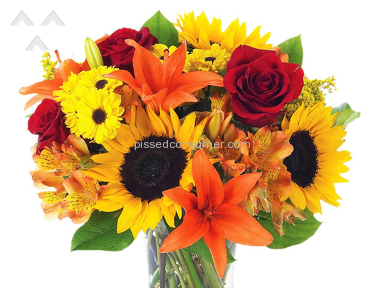 Avasflowers Sunshine Celebration Bouquet review 168946