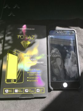 Winnergear Cell Phone Screen Protector