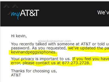 Att - AT&T - Left Hand Doesn't Know What The Right Hand is Doing!
