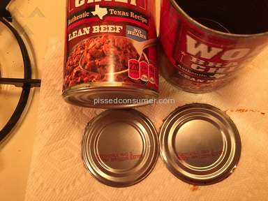Wolf Brand Chili - What happened???