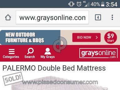 Graysonline - Simple Review #1476969680