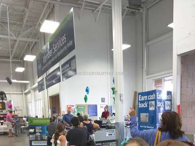 Sams Club - Customer Care Review from Baltimore, Maryland