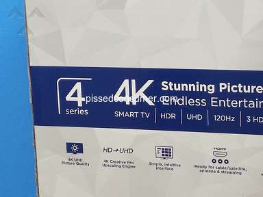 Walmart - 2018 Black Friday UHD TV SCAM