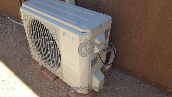 Senville Senl 24Cd Air Conditioner