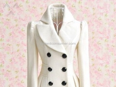 Dresslily - Coat Review from Racine, Wisconsin