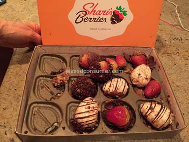 Sharis Berries - Disgusting Product