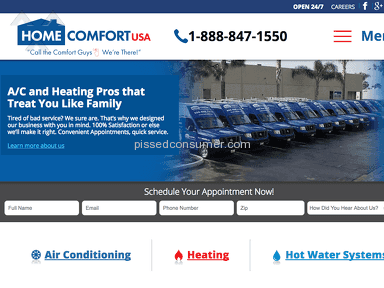 Home Comfort Usa Plumbing Service review 162662