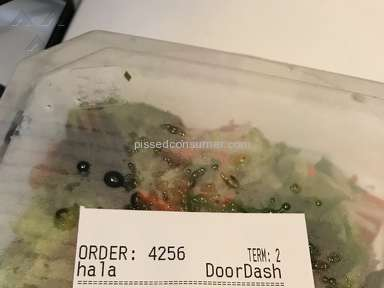 DoorDash House Salad review 268746