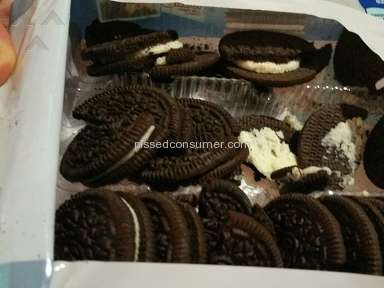 Oreo - Regular and Double Stuff = Terrible
