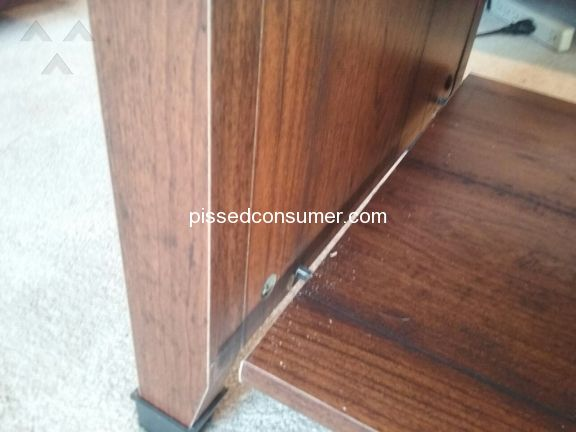 Sauder Furniture Table