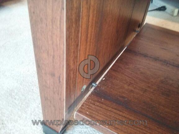 Sauder Furniture Table
