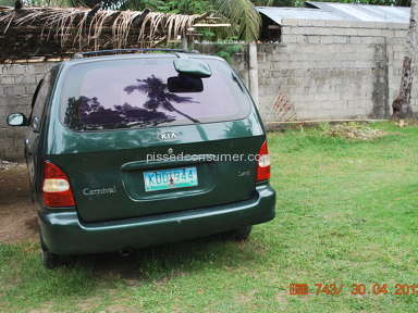 Kia Motors - Kia Refused to Repair my Carnival