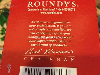Roundys Supermarket - Simple Review #1490142169