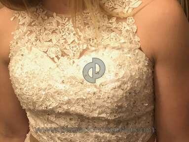 Ericdress Wedding Dress review 274560