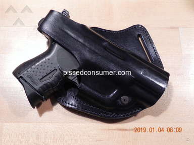 Craft Holsters - HIGH quality Leathersmith