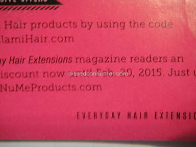 NuMe Beauty Supplies and Equipment review 61089