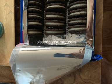 Nabisco - Wow!!!! Really you can just fill it up !
