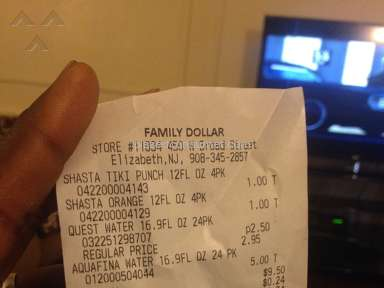 Family Dollar - Poor poor poor customer service