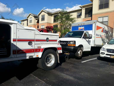 Budget Truck Rental Rentals review 92501