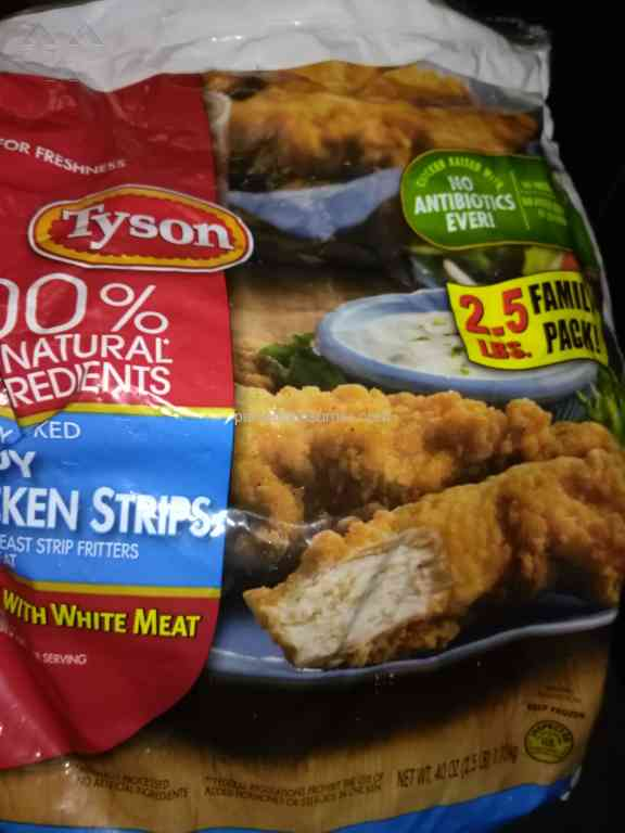 19 Tyson Foods Chicken Nuggets Reviews And Complaints Pissed Consumer