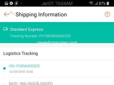 2go Express Delivery Service review 358832