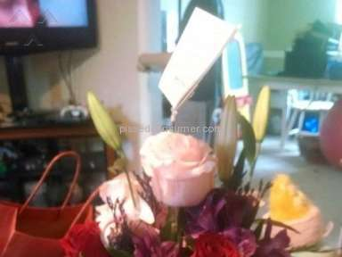 From You Flowers Bouquet review 42973